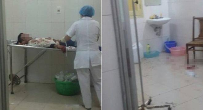 Côn đồ lại lao vào phòng cấp cứu hành hung bệnh nhân - Ảnh 1