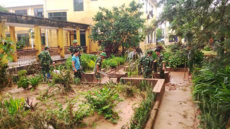 Vỡ đập ở Quảng Ninh: Bộ trưởng Xây dựng yêu cầu tìm nguyên nhân - Ảnh 2