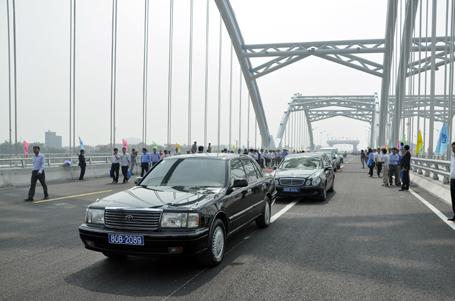 Hà Nội: Thông xe cầu Đông Trù và đường 5 kéo dài - Ảnh 1
