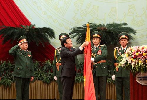 Kỷ niệm trọng thể 70 năm Ngày thành lập QĐND Việt Nam - Ảnh 2
