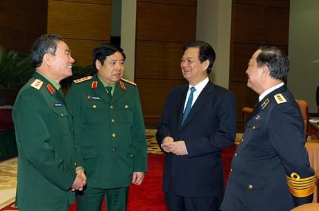 Thủ tướng chỉ đạo nhiệm vụ quân sự, quốc phòng - Ảnh 3