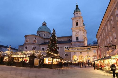 Noel 2014: 5 thành phố cho bạn hình ảnh Giáng sinh đẹp nhất - Ảnh 3