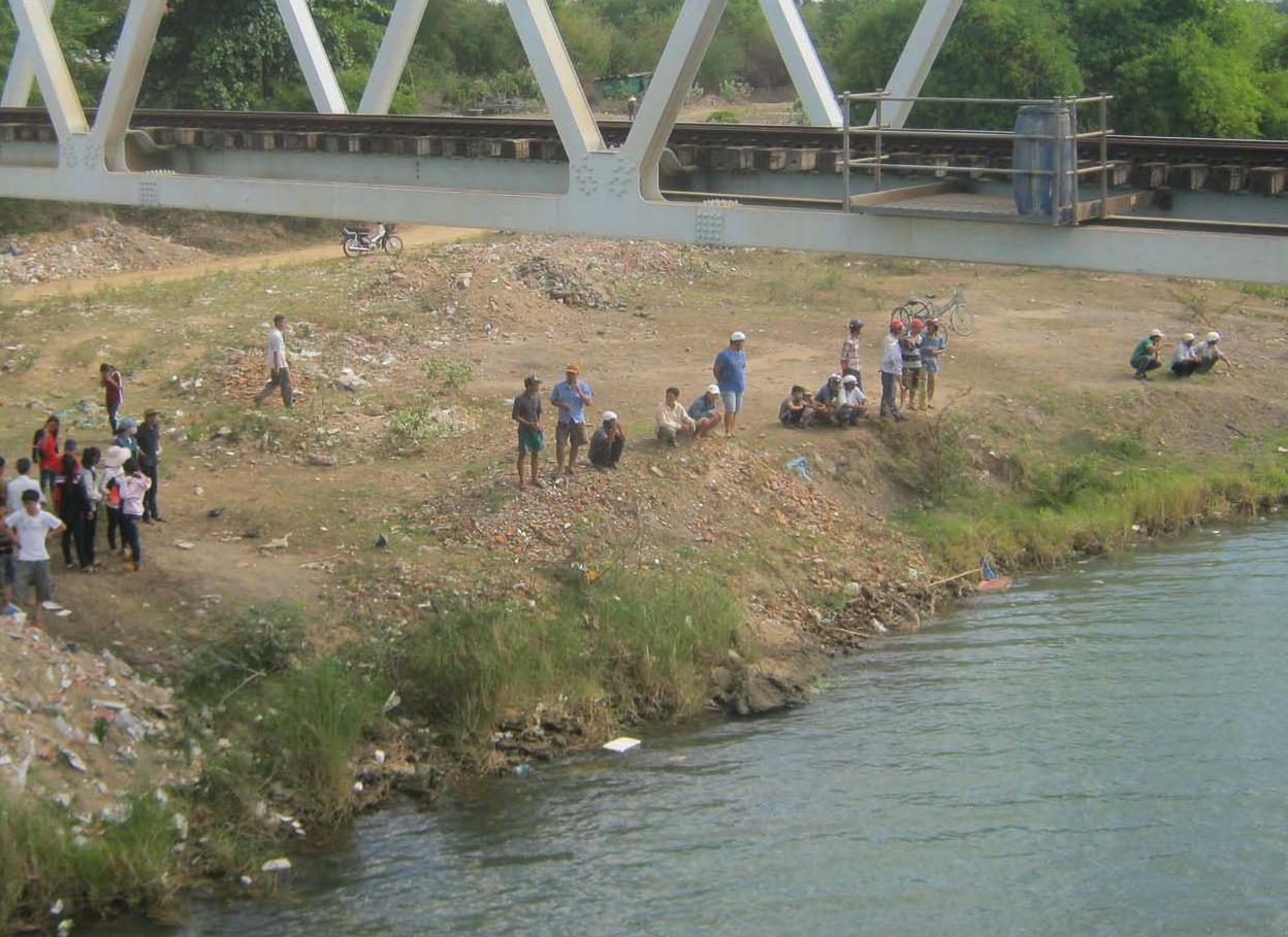 Tắm sông, một học sinh bị chết đuối - Ảnh 1