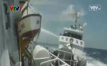Tình hình biển Đông tối 26/5: Tàu TQ đâm chìm tàu Việt Nam - Ảnh 1
