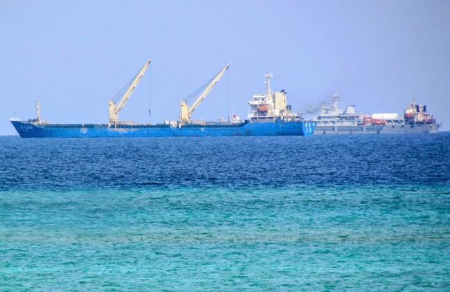TQ xây dựng trái phép ở Gạc Ma: Nấc thang mới độc chiếm Biển Đông - Ảnh 2