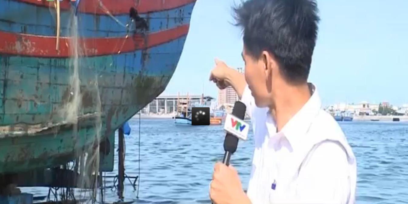 Vụ tàu cá Đà Nẵng bị đâm chìm: Sẽ khởi kiện Trung Quốc? - Ảnh 1