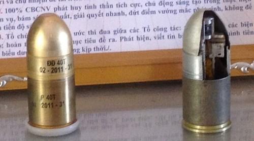 Tận mắt dây chuyền sản xuất đạn pháo ở Việt Nam - Ảnh 2