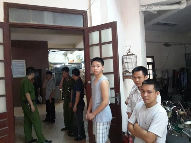 Quản lý tòa nhà lên tiếng vụ tử vong do bước hụt thang máy - Ảnh 1