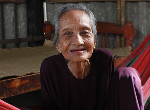 Bí quyết sống lâu của cụ bà thọ nhất Việt Nam - Ảnh 1