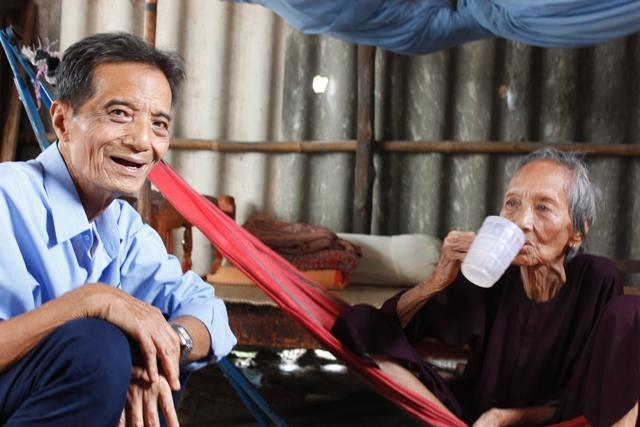 Bí quyết sống lâu của cụ bà thọ nhất Việt Nam - Ảnh 4
