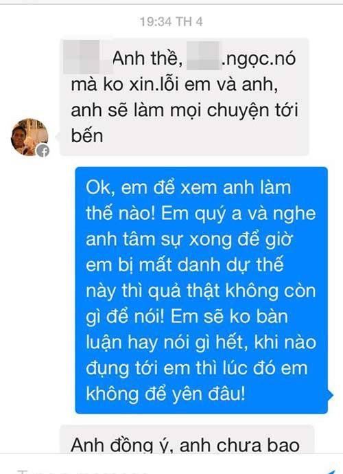 """Dương Yến Ngọc: """"Tôi đã khóc suốt một năm qua"""" - Ảnh 10"""