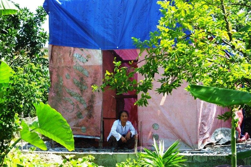 Xót xa con gái dựng lều làm chỗ thờ Mẹ Việt Nam Anh hùng - Ảnh 3
