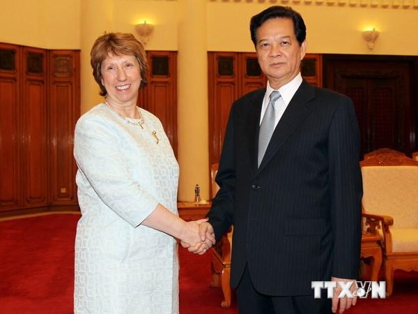 EU tăng tài trợ ODA cho Việt Nam thêm 30% trong 5 năm tới - Ảnh 1