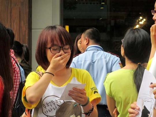 """""""Náo động"""" vì quán cà phê Hàn Quốc khai trương - Ảnh 10"""