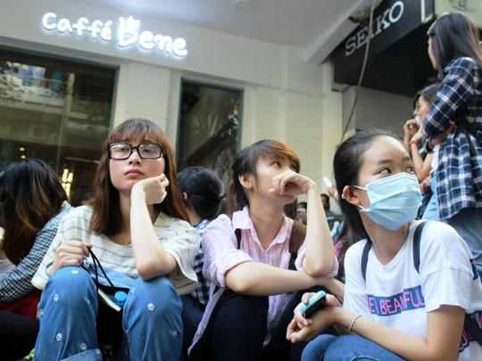 """""""Náo động"""" vì quán cà phê Hàn Quốc khai trương - Ảnh 5"""