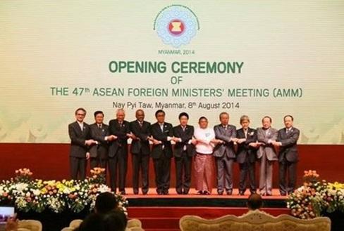 Hội nghị AMM-47 hướng tới hình thành Cộng đồng ASEAN vào 2015 - Ảnh 1