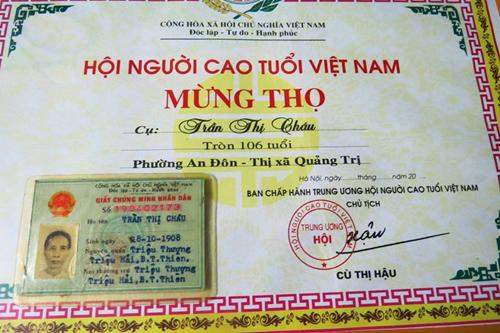 Cuộc sống của cặp vợ chồng 106-104 tuổi ở Việt Nam - Ảnh 5