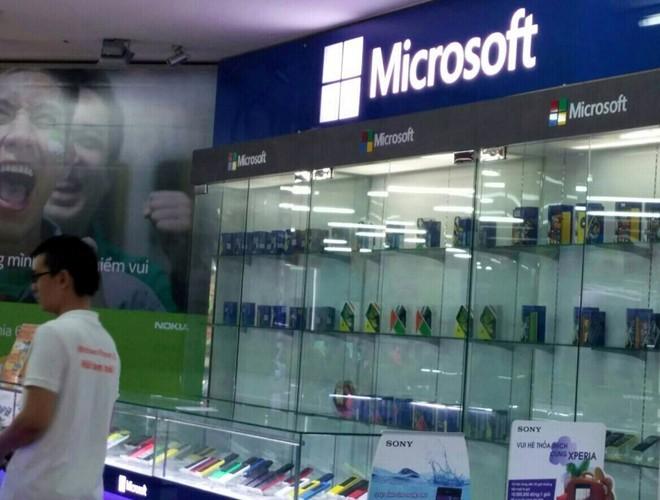 Samsung, Nokia - Microsoft đổ bộ, Việt Nam được gì? - Ảnh 1