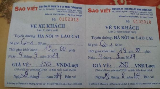 Bị tước giấy phép, hãng xe Sao Việt vẫn bán vé? - Ảnh 1
