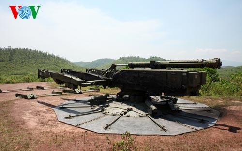Hình ảnh bắn thành công tổ hợp tên lửa phòng không cải tiến - Ảnh 2