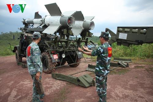 Hình ảnh bắn thành công tổ hợp tên lửa phòng không cải tiến - Ảnh 5