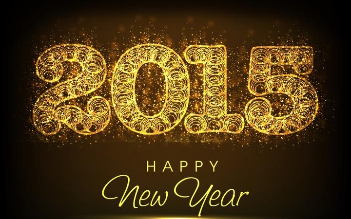 Những hình ảnh chúc mừng năm mới 2015 đẹp và ý nghĩa - Ảnh 7