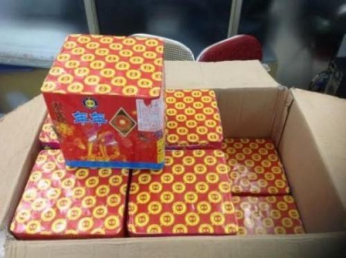 Nghệ An: Thu giữ 13kg pháo lậu trong đêm đón năm mới 2015 - Ảnh 1