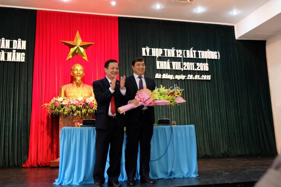 Chân dung tân Chủ tịch UBND TP Đà Nẵng - Ảnh 1