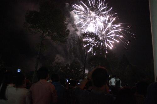 Đồng Nai: Háo hức ngắm pháo hoa chào xuân 2015 - Ảnh 4