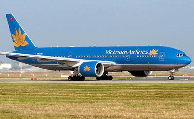 Vietnam Airlines bị xử phạt 15 triệu đồng - Ảnh 1