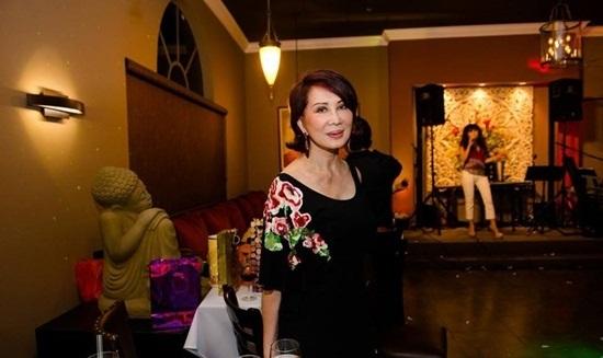 Ngắm những bà mẹ xinh đẹp, trẻ trung của sao Việt - Ảnh 11