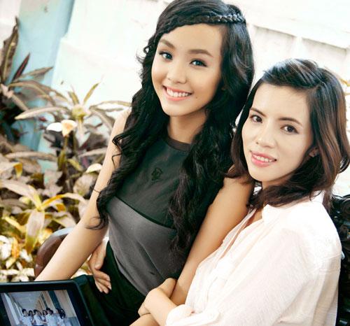 Ngắm những bà mẹ xinh đẹp, trẻ trung của sao Việt - Ảnh 5