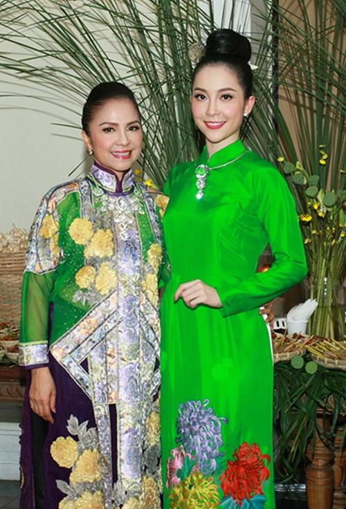 Ngắm những bà mẹ xinh đẹp, trẻ trung của sao Việt - Ảnh 6