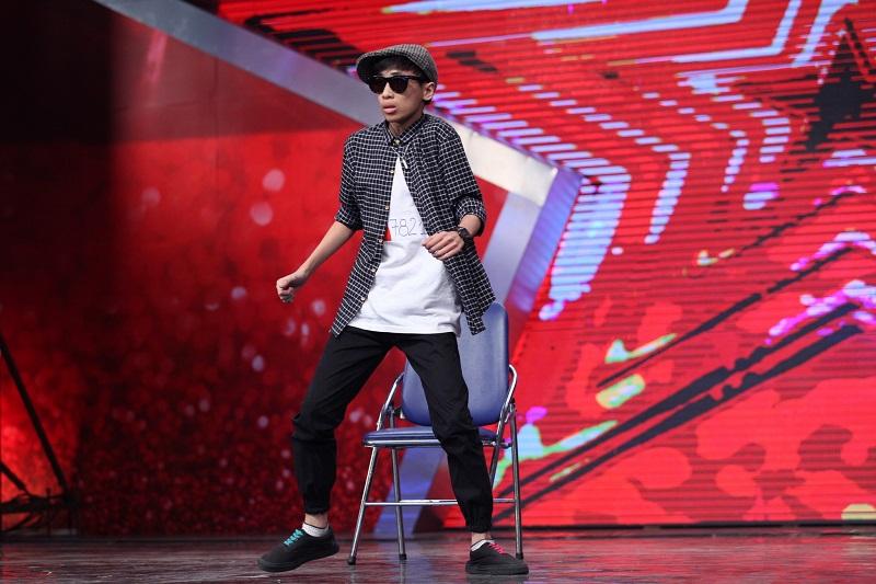 """Vietnam's Got Talent: Thúy Hạnh """"lên nóc nhà"""" cùng """"Thánh quẩy"""" - Ảnh 4"""