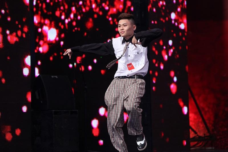 """Vietnam's Got Talent: Thúy Hạnh """"lên nóc nhà"""" cùng """"Thánh quẩy"""" - Ảnh 7"""