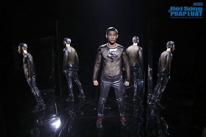 """Xuân Lan hóa """"phù thủy quyền lực"""" trong Vietnam's Next Top Model - Ảnh 3"""