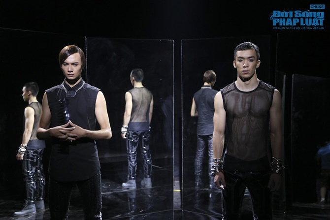 """Xuân Lan hóa """"phù thủy quyền lực"""" trong Vietnam's Next Top Model - Ảnh 4"""