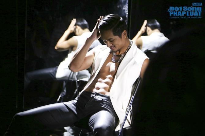 """Xuân Lan hóa """"phù thủy quyền lực"""" trong Vietnam's Next Top Model - Ảnh 7"""