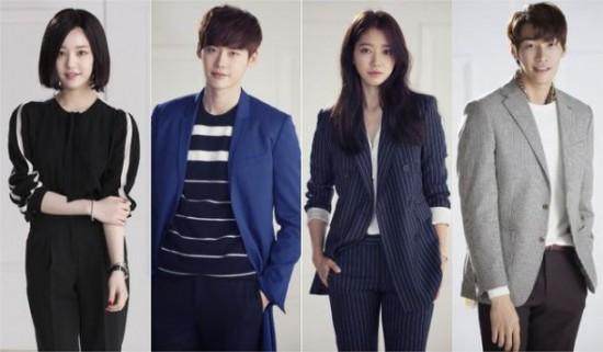 Phim mới của Park Shin Hye và Lee Jong Suk phát hành trailer - Ảnh 1
