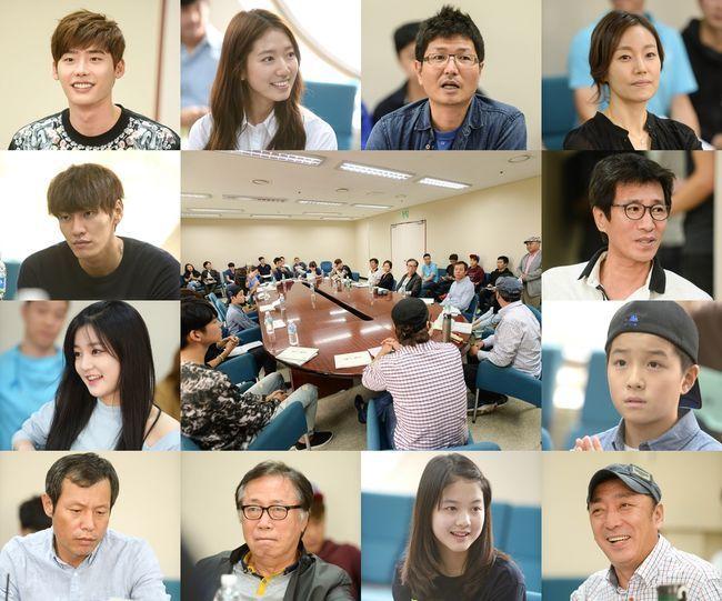 Phim mới của Park Shin Hye và Lee Jong Suk phát hành trailer - Ảnh 3