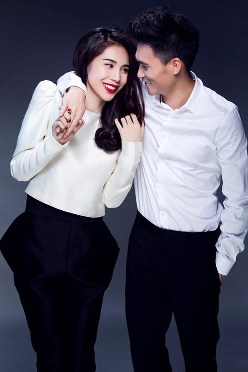 5 cặp đôi mặc ăn ý và sành điệu bậc nhất Vbiz - Ảnh 11