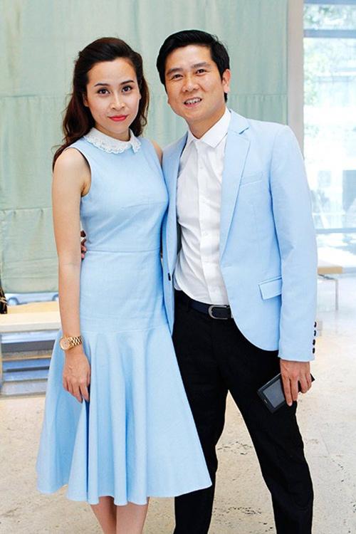 5 cặp đôi mặc ăn ý và sành điệu bậc nhất Vbiz - Ảnh 4