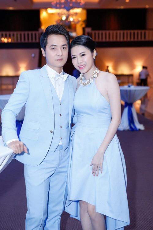 5 cặp đôi mặc ăn ý và sành điệu bậc nhất Vbiz - Ảnh 6