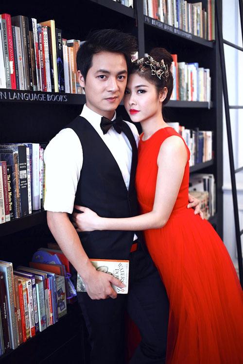 5 cặp đôi mặc ăn ý và sành điệu bậc nhất Vbiz - Ảnh 7