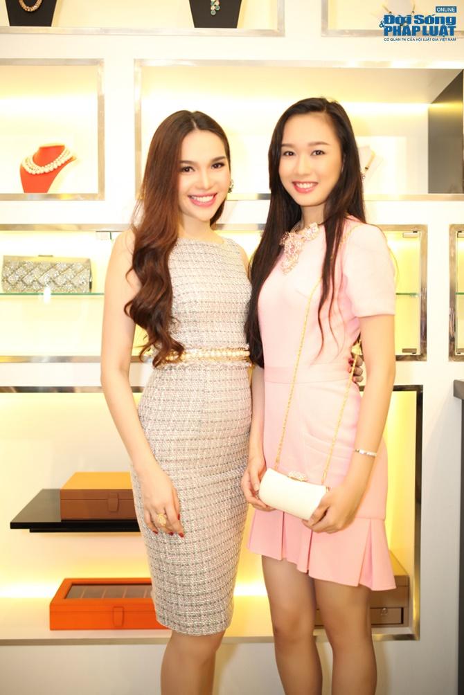 Diệu Hân chọn trang phục cho ứng cử viên Hoa hậu Việt Nam - Ảnh 9