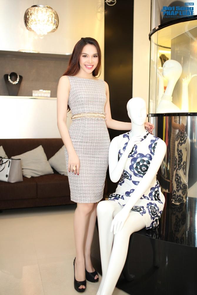 Diệu Hân chọn trang phục cho ứng cử viên Hoa hậu Việt Nam - Ảnh 7