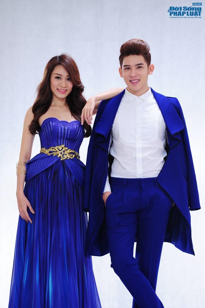 Cặp đôi hoàn hảo 2014: Minh Thư mang hit Hồ Ngọc Hà lên sân khấu - Ảnh 1