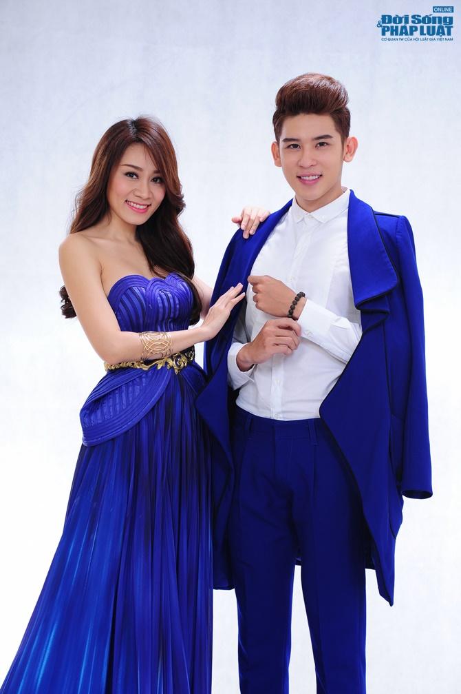 Cặp đôi hoàn hảo 2014: Minh Thư mang hit Hồ Ngọc Hà lên sân khấu - Ảnh 2