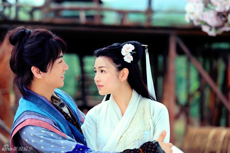 Dương Quá - Tiểu Long Nữ nhìn nhau đầy trìu mến - Ảnh 4