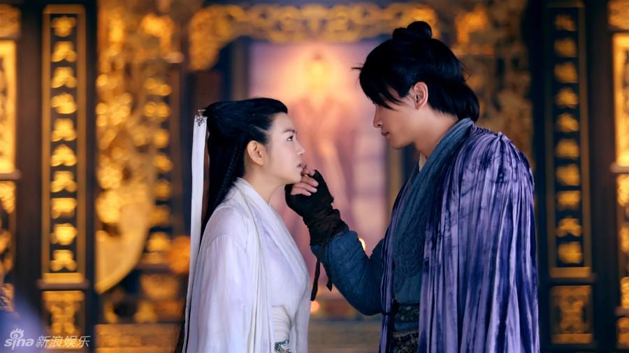 Dương Quá - Tiểu Long Nữ nhìn nhau đầy trìu mến - Ảnh 7